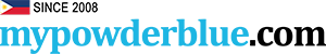 mypowderblue website header logo